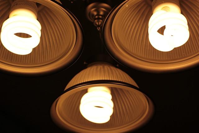 světelné spirály
