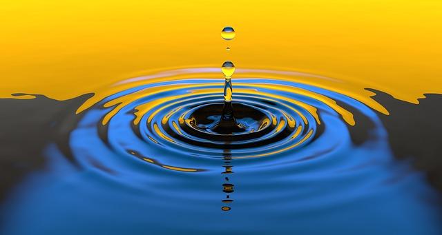 mokrá voda
