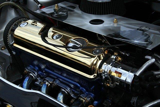 naladěný motor