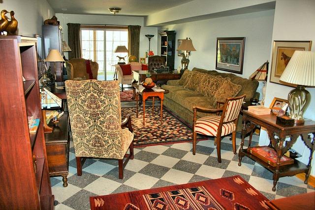starý pokoj